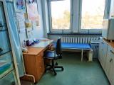 Zdjęcie gabinetu pielęgniarskiego